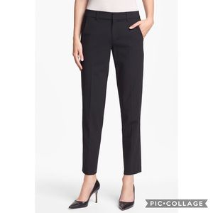 Vince Strapping Stretch Wool Trousers